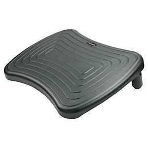 Lyreco ergonomische voetensteun, 28 x 38 x 7 cm, zwart