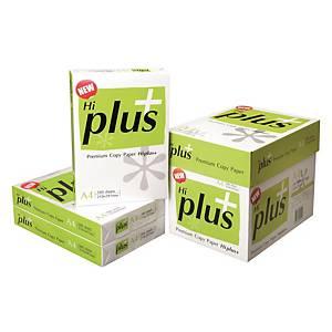 Hi Plus A4 Copy Paper 75gsm - Ream of 500 Sheets