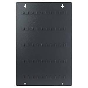 Schlüsselboard Pavo 8008582, verschließbar, für 50 Schlüssel, anthrazit