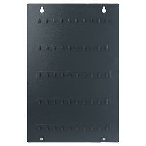 Key hook board Pavo 8008582 50-KEY GREY