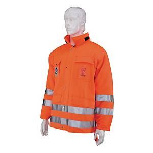 Bluza dla pilarzy SIR SAFETY 31332 HV, pomarańczowa, rozmiar 66/68