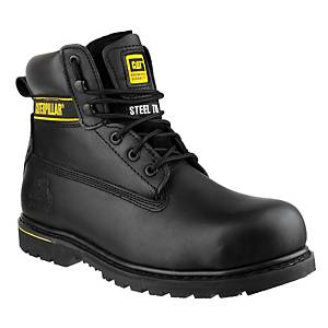 Caterpillar Holton P708215 Safety Boot Black Size 42