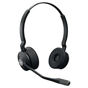 Jabra Engage 65 Duo Headset ohne Kabel, DECT-Technologie