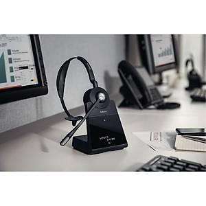 Headset Jabra Engage 75 Duo, trådløst