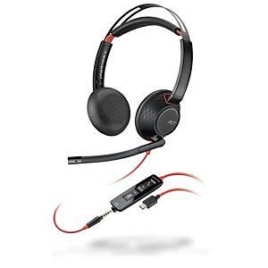 Plantronics Blackwire 5220 sankaluuri USB-C