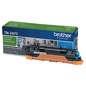 Cartouche de toner Brother TN247C - cyan