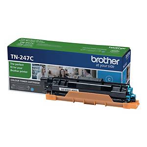 Toner BROTHER TN247C cyan