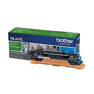Toner laser Brother TN-247C - ciano