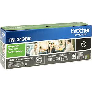 BROTHER Lasertoner TN243BK schwarz