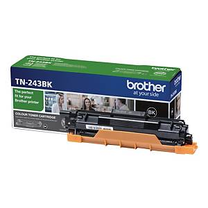 Lasertoner Brother TN243BK, 1.000 sider, sort