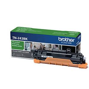 Brother TN-243BK laservärikasetti musta