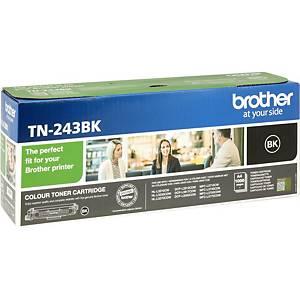 Brother toner lézernyomtatókhoz TN243 (TN-243BK), fekete
