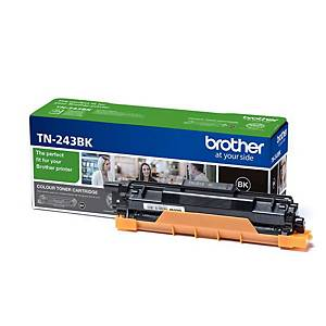 Tóner láser Brother TN-243BK - negro