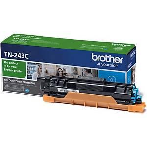 BROTHER toner lézernyomtatókhoz TN243C cian kék