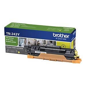 Brother TN243 (TN-243Y) Lasertoner, gelb