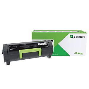 Toner Lexmark 56F2X0E, Reichweite: 20.000 Seiten, schwarz