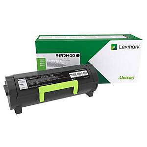 Lexmark 51B2H00 Laser Toner Cartridge Black