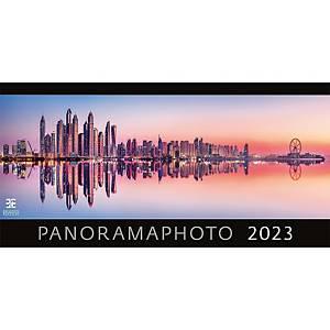 Panoramaphoto - měsíční mezinárodní kalendárium, 14 listů, 63 x 31,5 cm