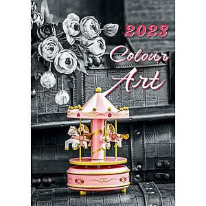 Like a Dream - mesačné medzinárodné kalendárium, 14 listov, 48,5 x 34 cm