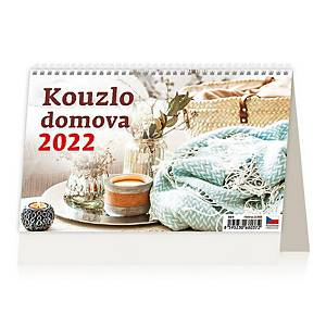 Harmonie - české/slovenské týdenní sloupcové kalendárium, 60 + 2 stran