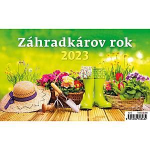 Fit kalendár - slovenské týždenné riadkové kalendárium, 60 + 2 strán