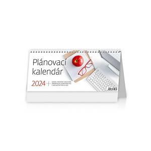 Plánovací kalendár - slovenské týždenné stĺpcové kalendárium, 60 + 2 strán