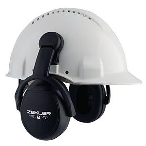 Zekler 402h kuulosuojain kypäräkiinnitys