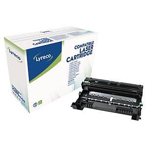 Trommel Lyreco kompatibel Brother DR3300, Reichweite: 30.000 Seiten, schwarz