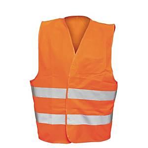 F&F heijastinliivi oranssi one-size
