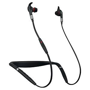 JABRA EVOLVE 75E N-EAR EARPHONE MS LINK