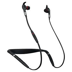 Fone de ouvido Evolve 75E MS - Jabra - Wireless - Preto