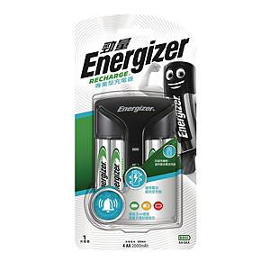 Energizer Pro Charger With AA 2000mAh x 4 S
