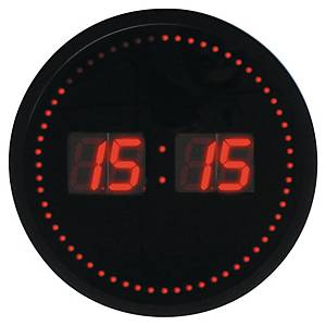 Alba LED Clock GB Plug