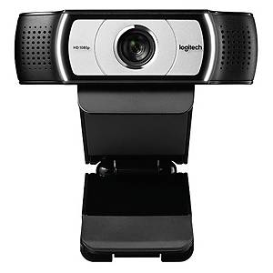 Webcam Logitech C930e Hi-Speed, 1080p, weit Sichtfeld, 4-Fach HD Zoom