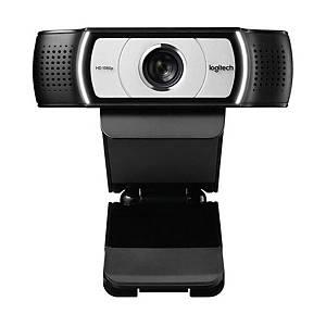 LOGITECH C930E BUSINESS WEBCAM FULL HD 1080P BLACK