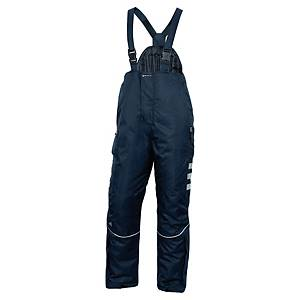 Deltaplus Iceberg Cold Storage Trousers Navy Blue Size XL