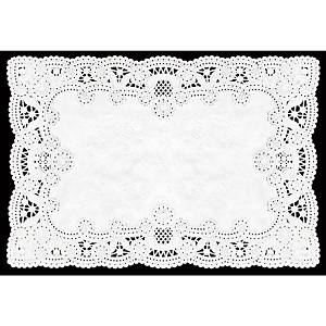 Laced Tray Papers 35.3X25.5cm Pk250