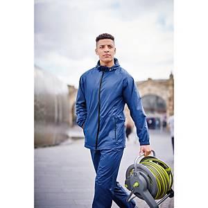 Regatta Pro Packaway Trousers Navy Blue Size Large