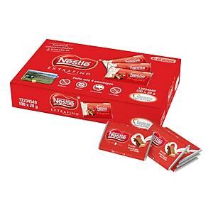 Caja de 100 chocolatinas Nestlé Extrafino - 20 g