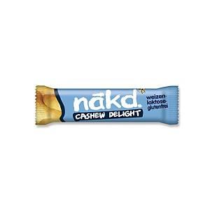 Riegel Cashew Delight Nakd, 35 g, Packung à 18 Riegel