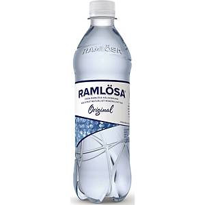 PK24 RAMLÖSA NATUREL SPARK WATER 50CL