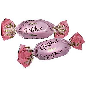 GEISHA BAG SINGLEWRAPPED CHOCOLATE 3KG