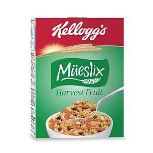 Kellogg s Mueslix Harvest Fruit 375g