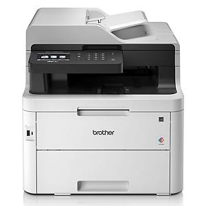Imprimante Brother MFC-L3750CDW, laser couleur, blanc