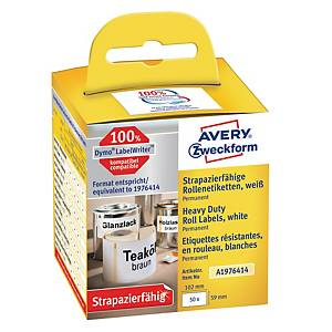 BX50 AVERY A1933084 H/DUTY LAB 59X102MM