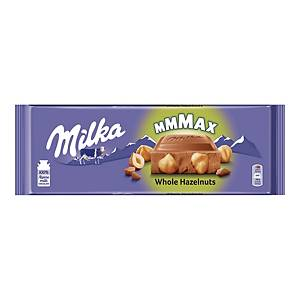 MILKA CHOCOLATE WHOLE NUTS 270G