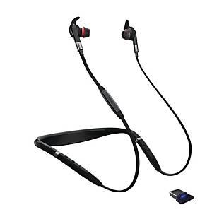 Headset Jabra Evolve 75E UC, trådløs