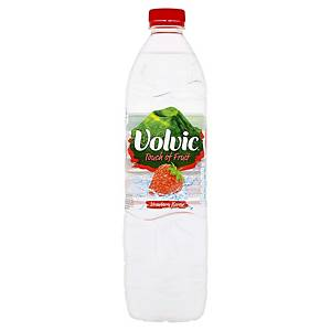 Volvic Strawberry Water 500ml Pk12