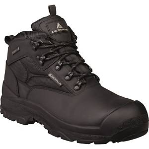 Deltaplus Samy S3 SRC Safety Boots Black Size 42/8