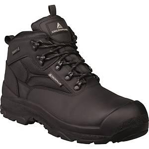 Deltaplus Samy S3 SRC Safety Boots Black Size 46/11